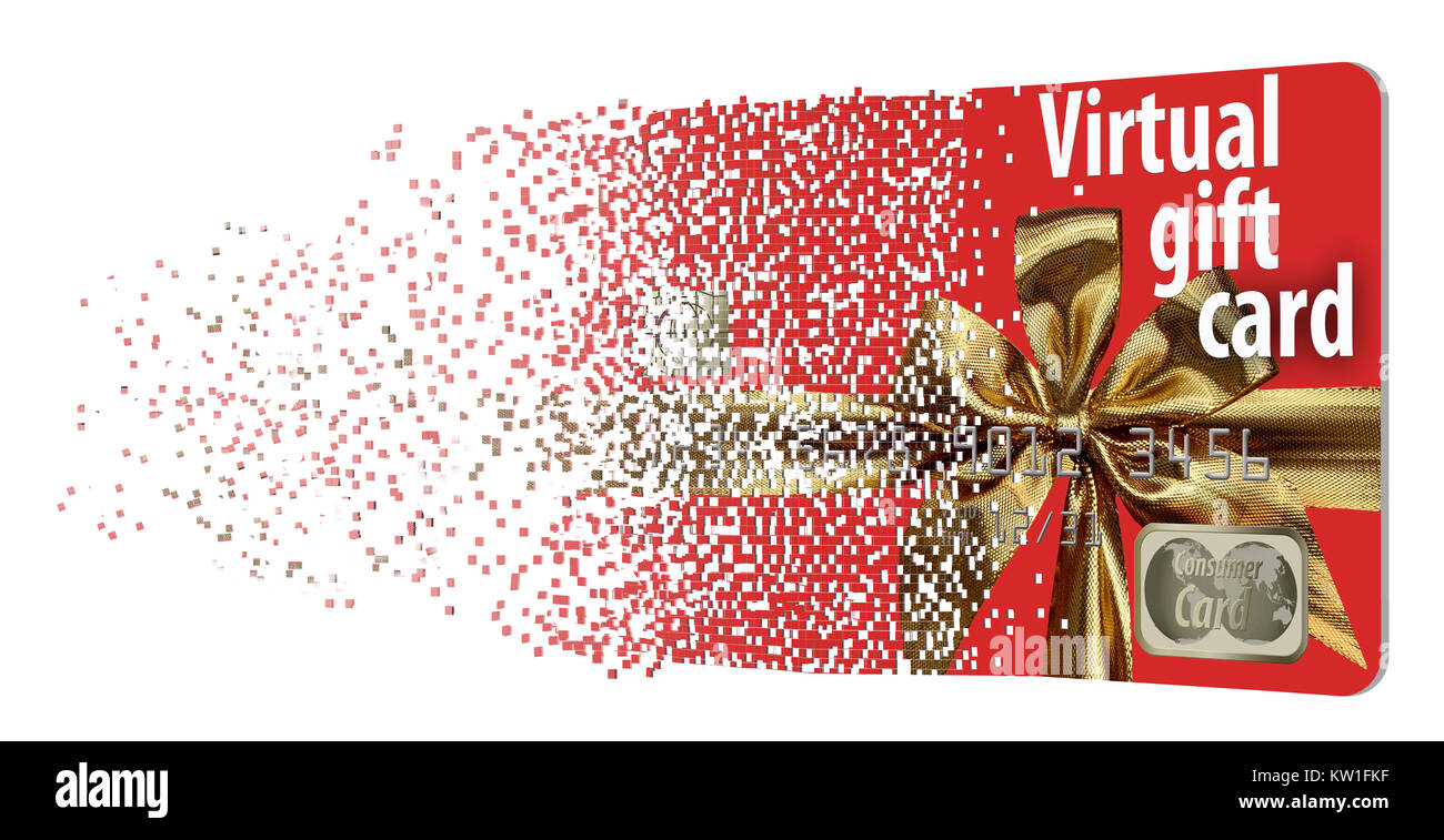 virtual gift cards also called e gift cards are gaining popularity here - Virtual Christmas Cards