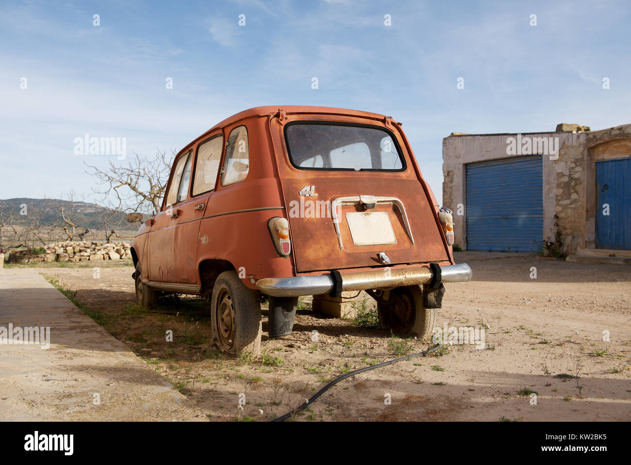 Renault 4l High Resolution Stock Photography And Images Alamy