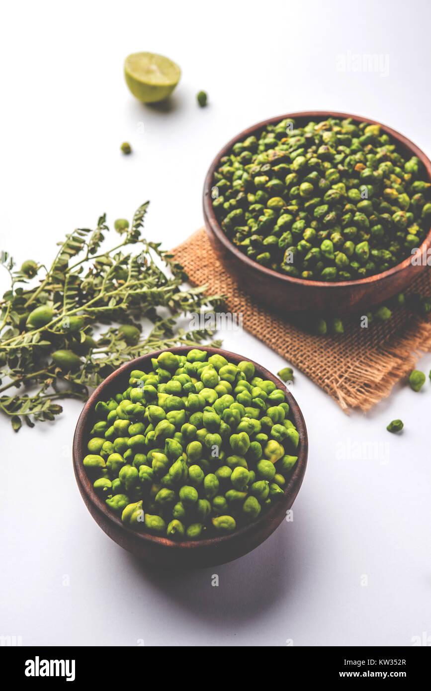 Green Chana Stock Photos & Green Chana Stock Images - Alamy
