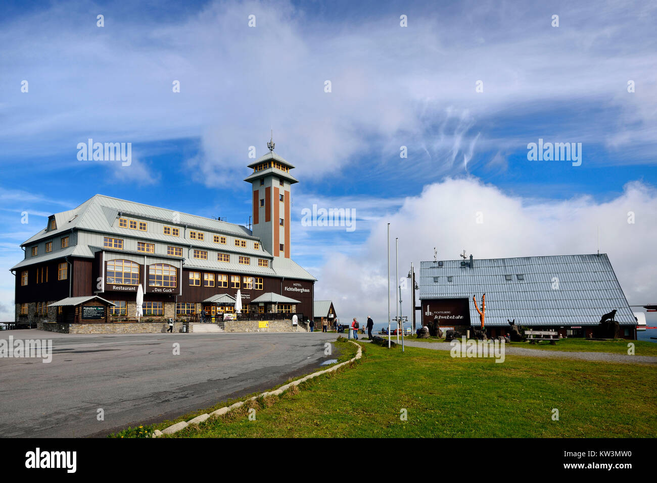 Stock Hotel Osterreich