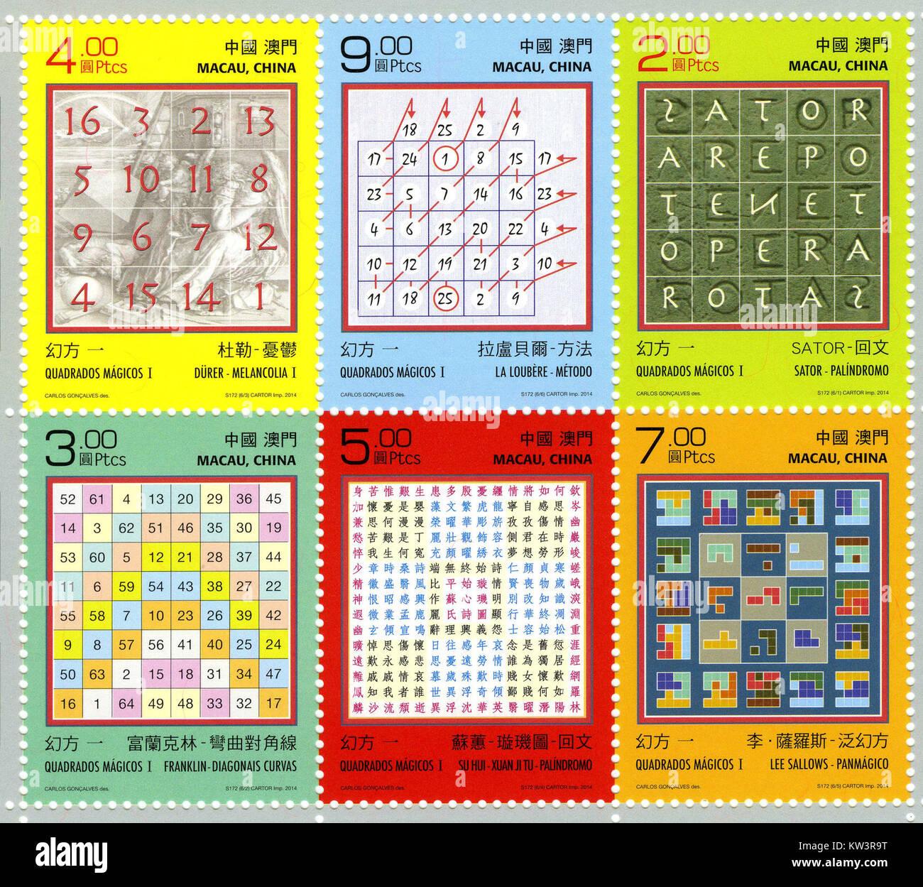 Magic Squares Stock Photos & Magic Squares Stock Images - Alamy
