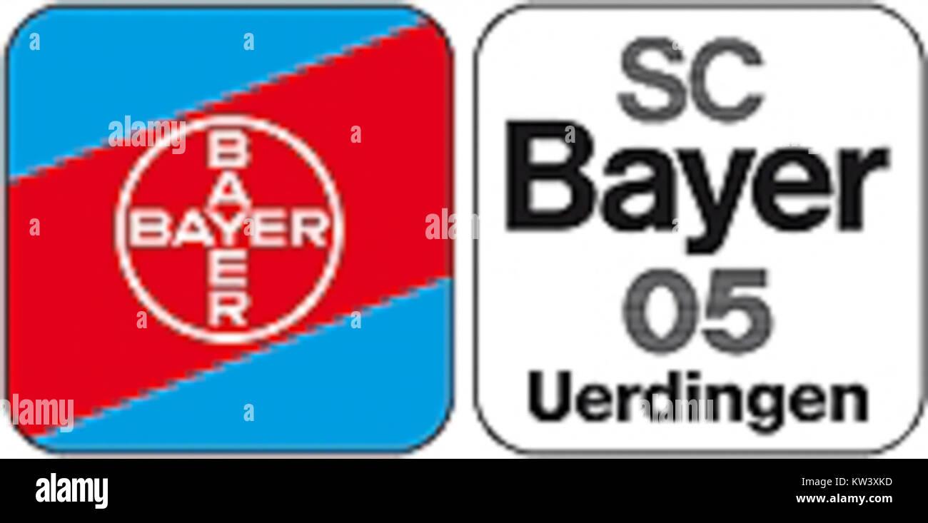 SC Bayer 05 Uerdingen - Stock Image
