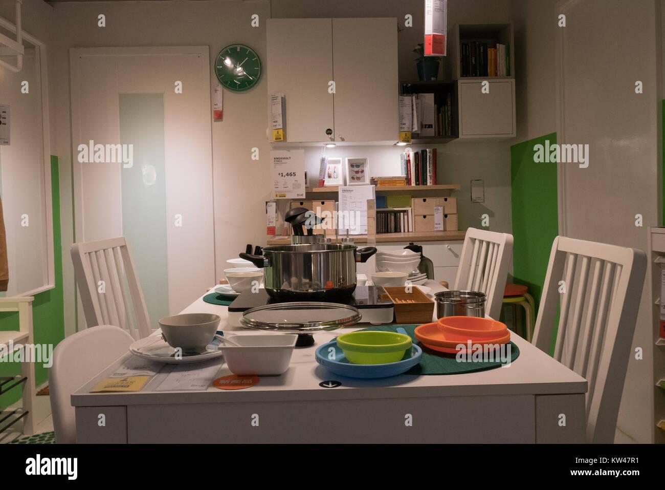 ikea interior stock photos ikea interior stock images alamy. Black Bedroom Furniture Sets. Home Design Ideas
