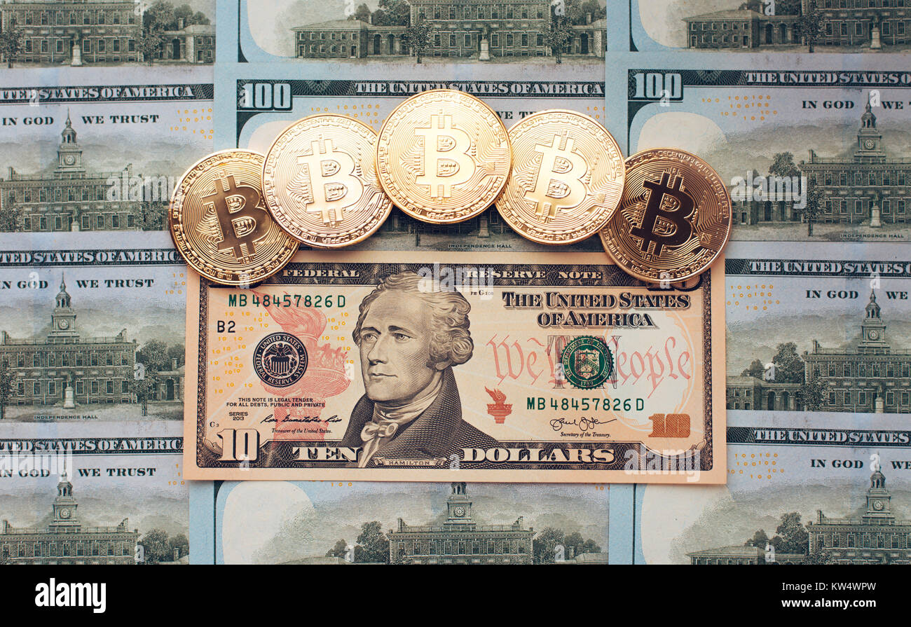 How much is 10 US Dollar in Bitcoin?