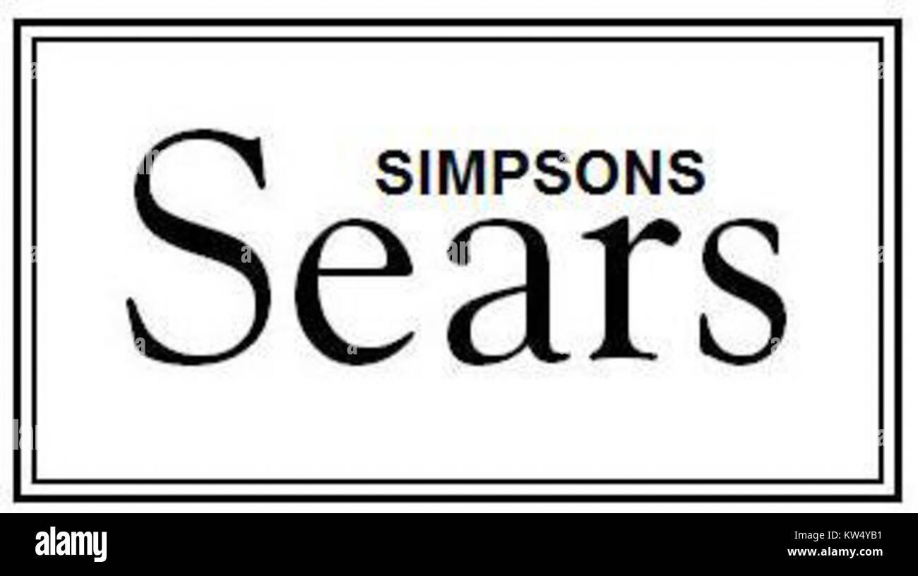 Sears Logo Stock Photos Images
