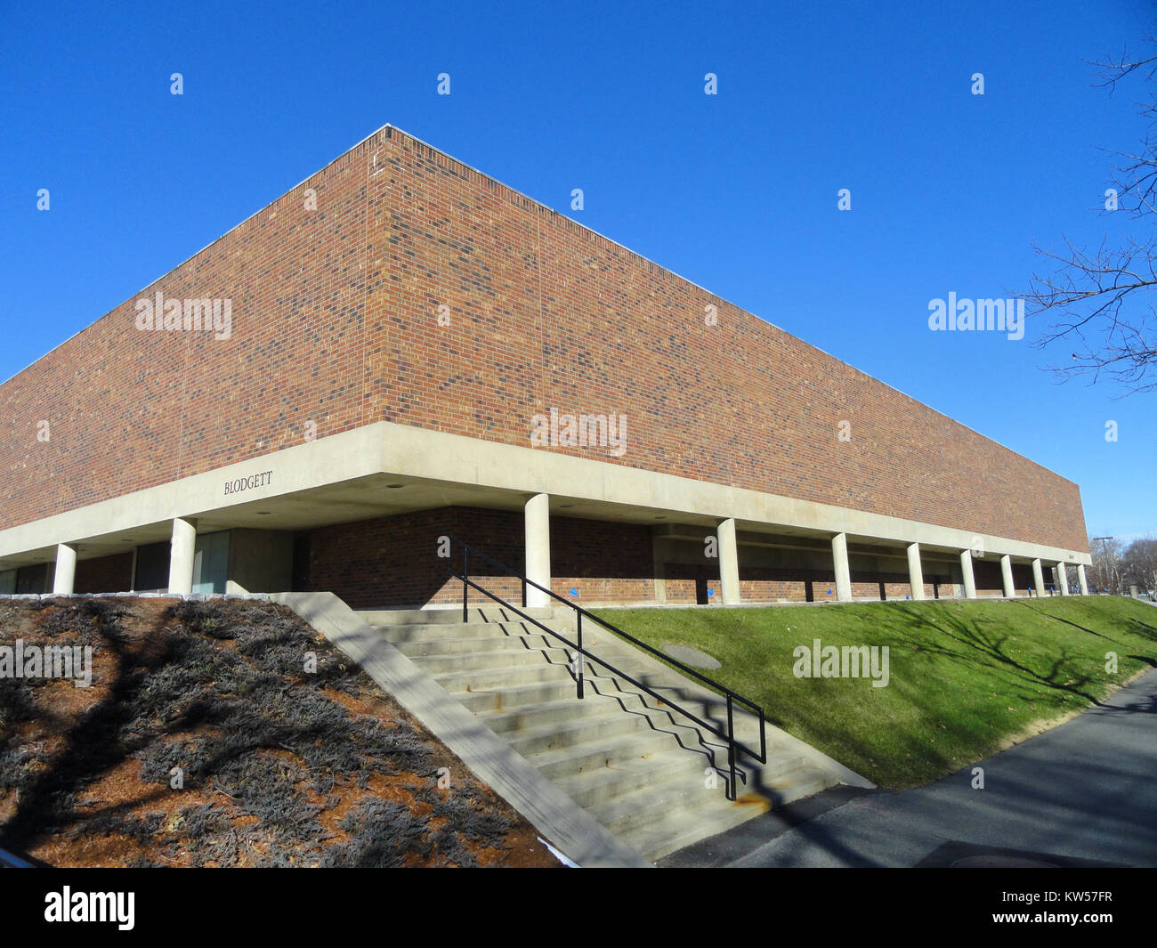 Blodgett Pool Harvard University DSC02982 - Stock Image
