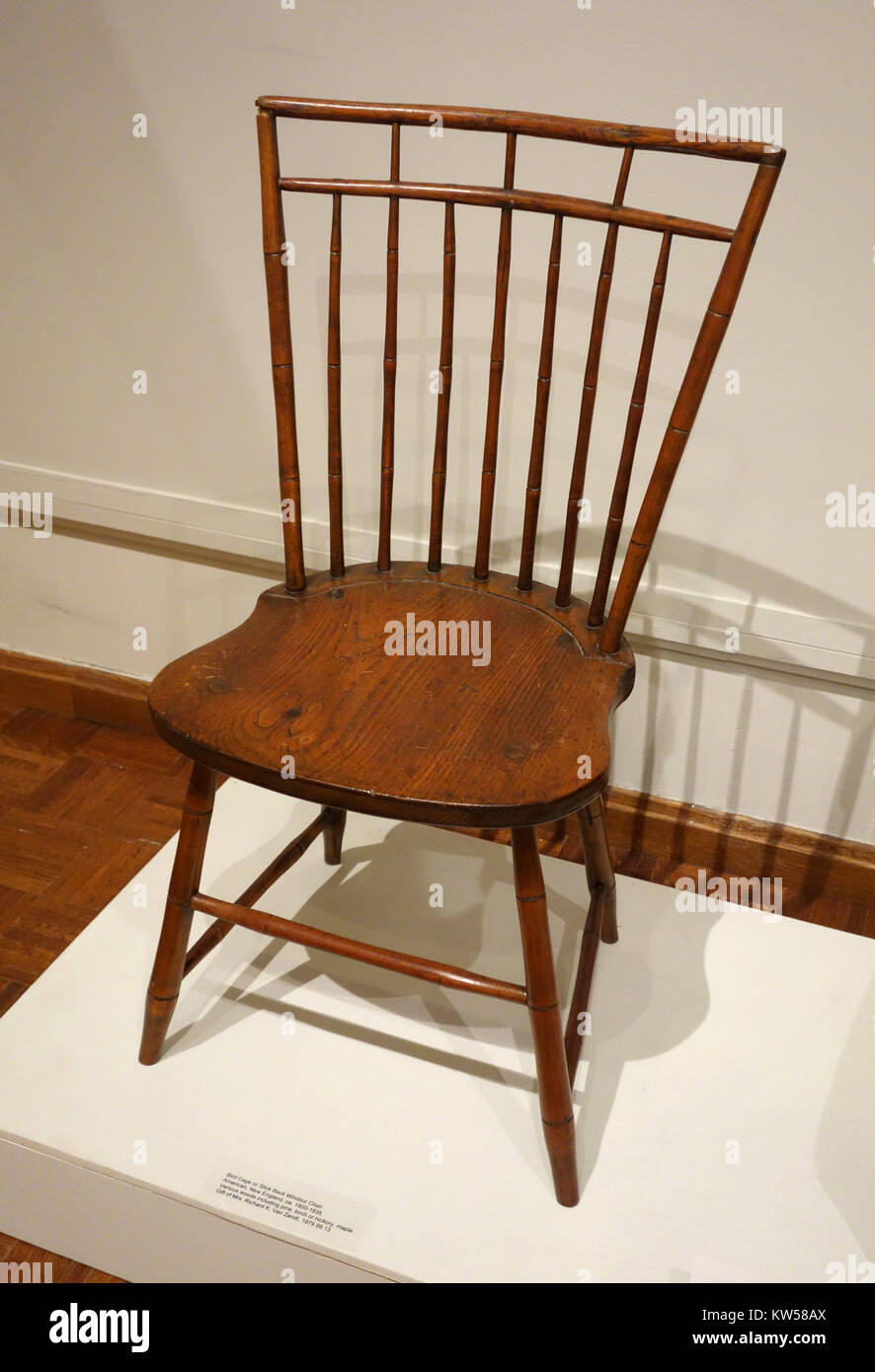Windsor Back Chair Stock Photos Windsor Back Chair Stock Images