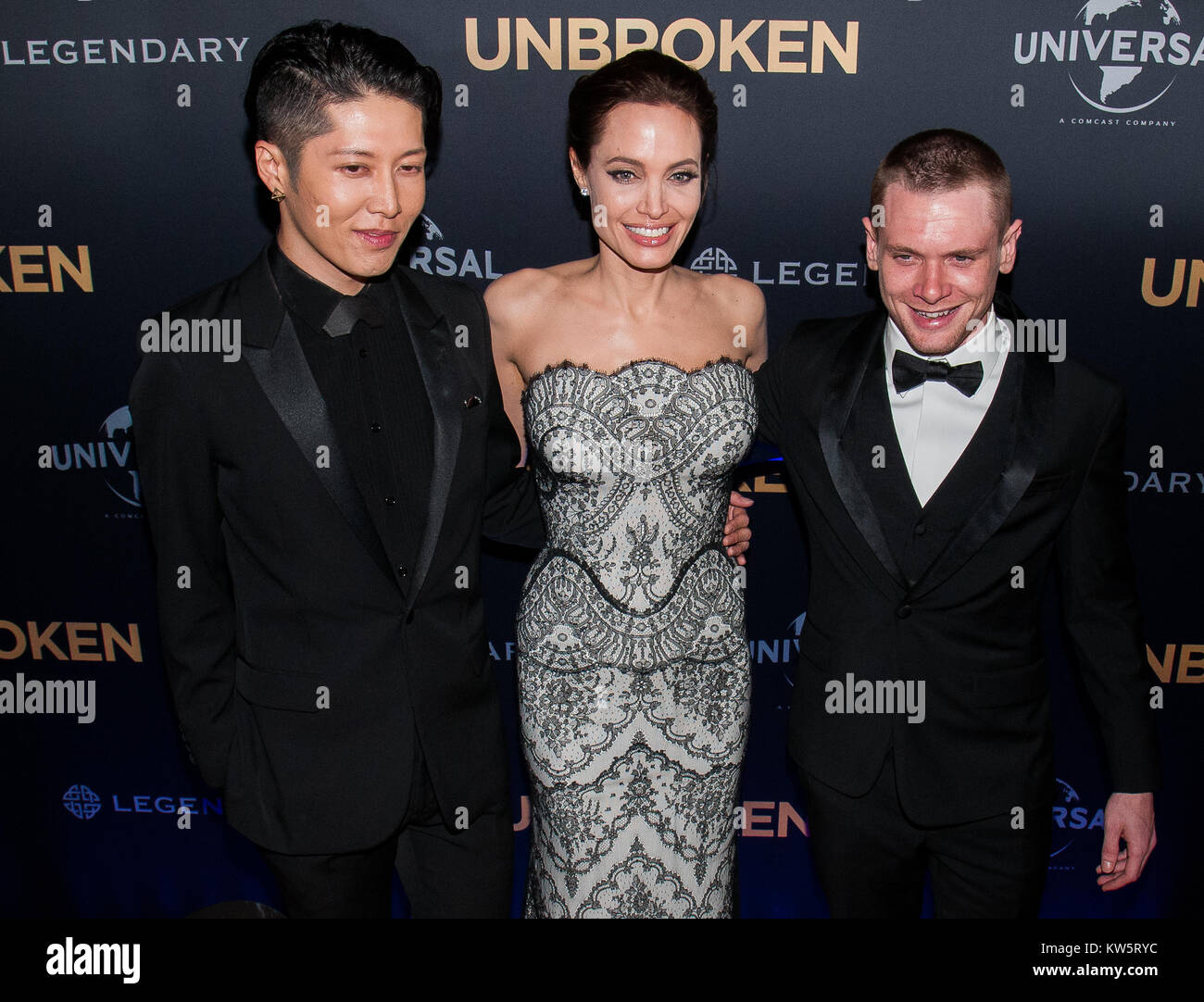 Sydney Australia November 18 Miyavi Ishihara Angelina Jolie And