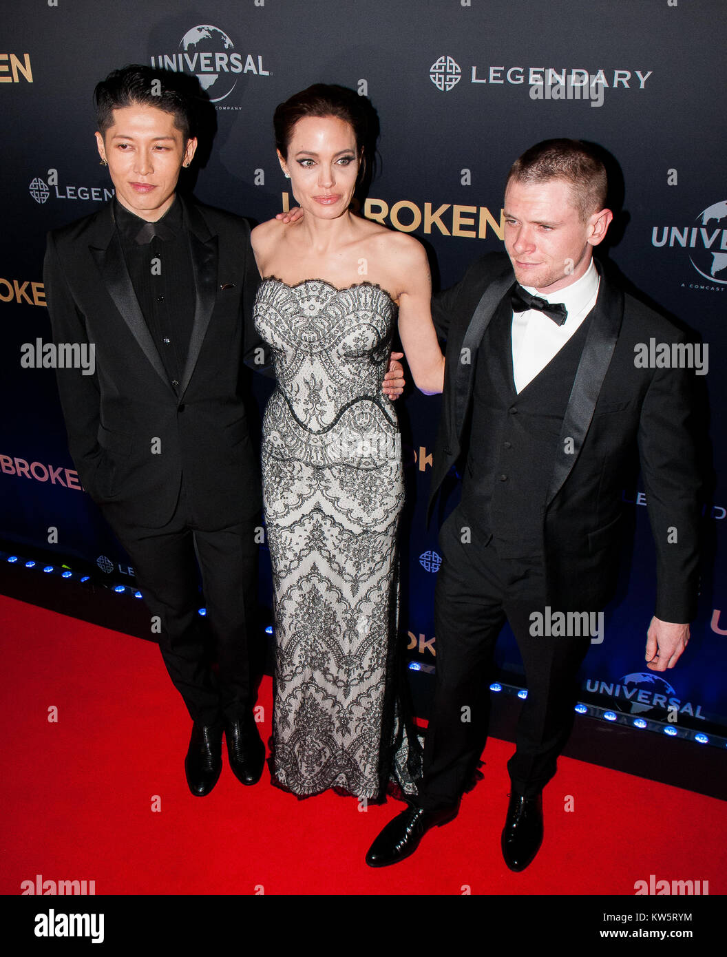 Sydney Australia November 18 Miyavi Ishihara Angelina Jolie And