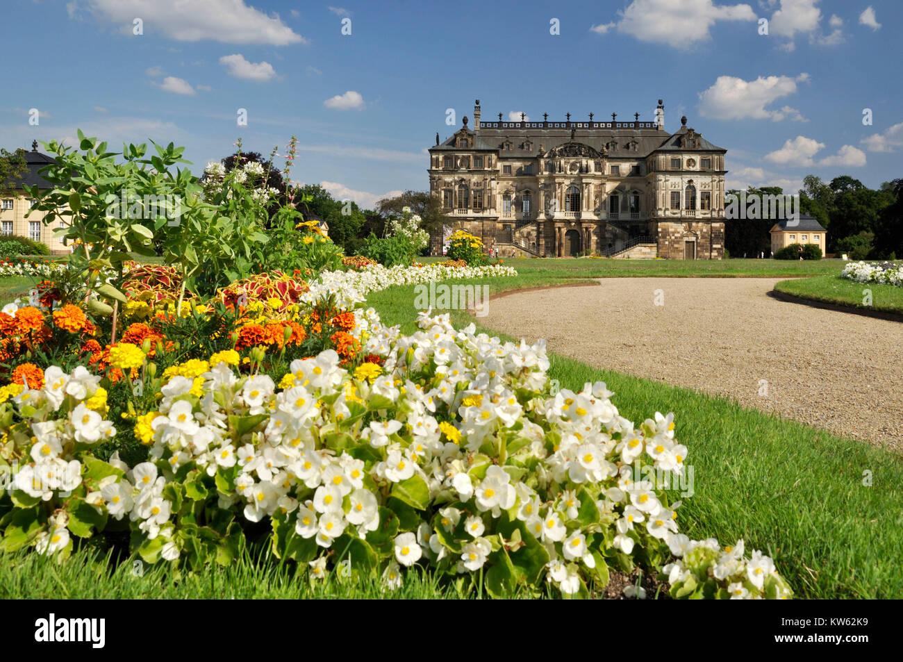 Dresden Big Garden Dresden Grosser Garten Stock Photo 170393533