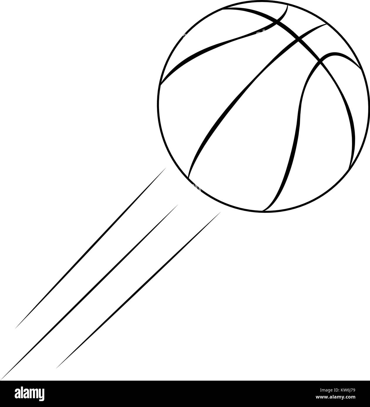 Basketball court stock vector images alamy abstract basketball label stock vector ccuart Images