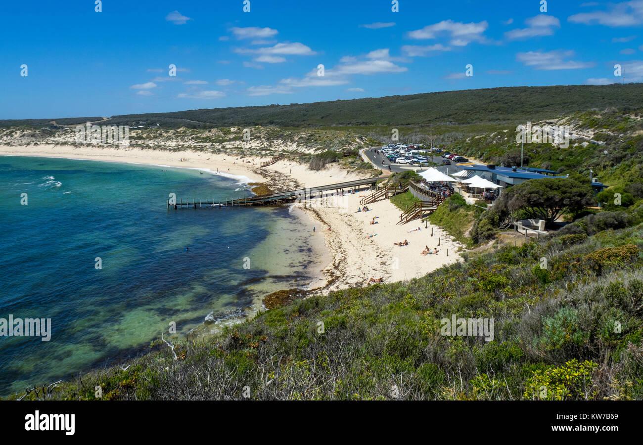 Gnarabup Beach, Margaret River, Western Australia. Stock Photo