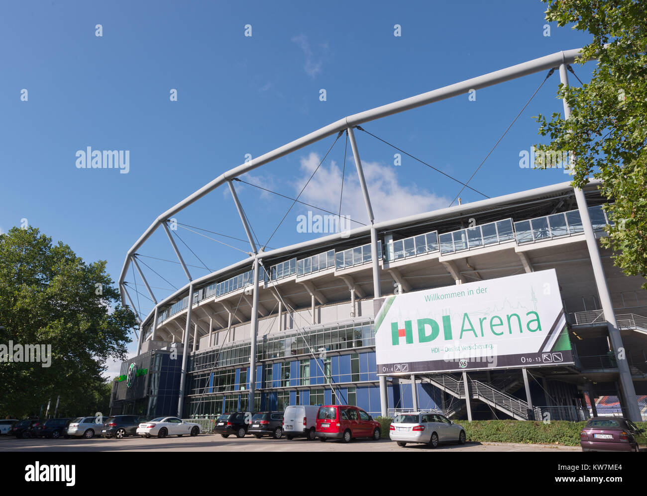 HDI Arena Hannover - Stock Image