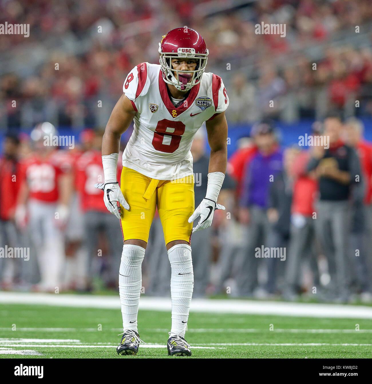 best website 18142 0105e Arlington, TX, USA. 29th Dec, 2017. USC Trojans cornerback ...