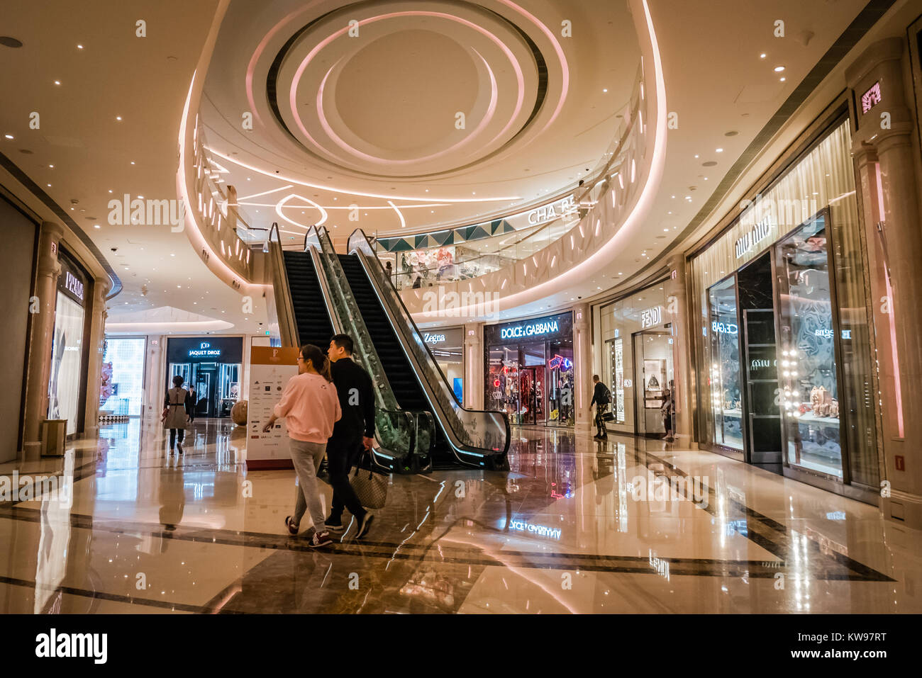 969402d1fda Mall Shopping Macau Stock Photos & Mall Shopping Macau Stock Images ...