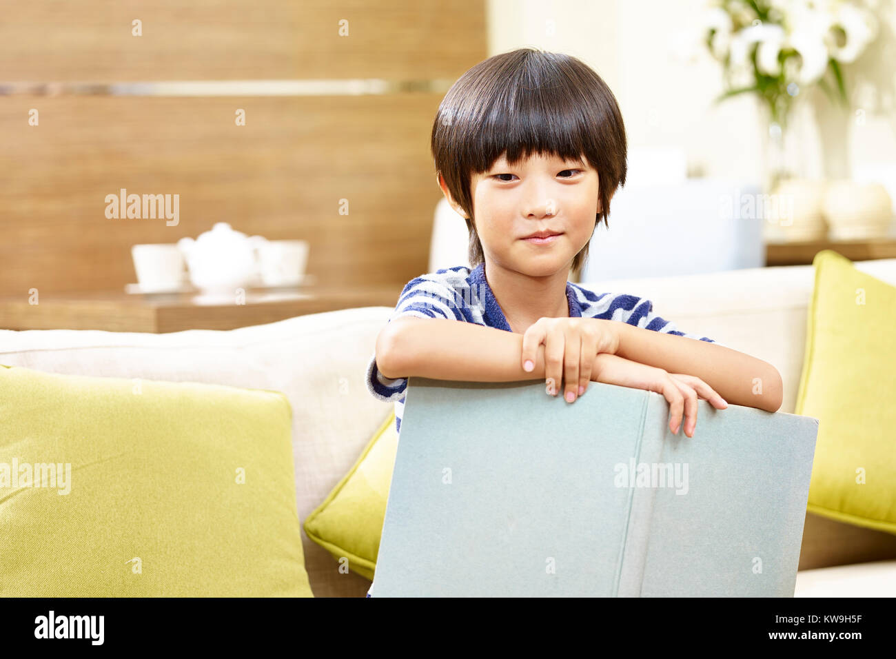 Tiny young asian