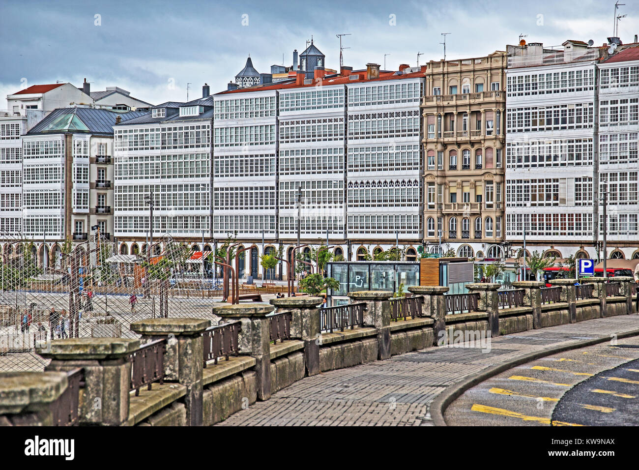 Galerias And The Glass City High Resolution Stock Photography And Images Alamy