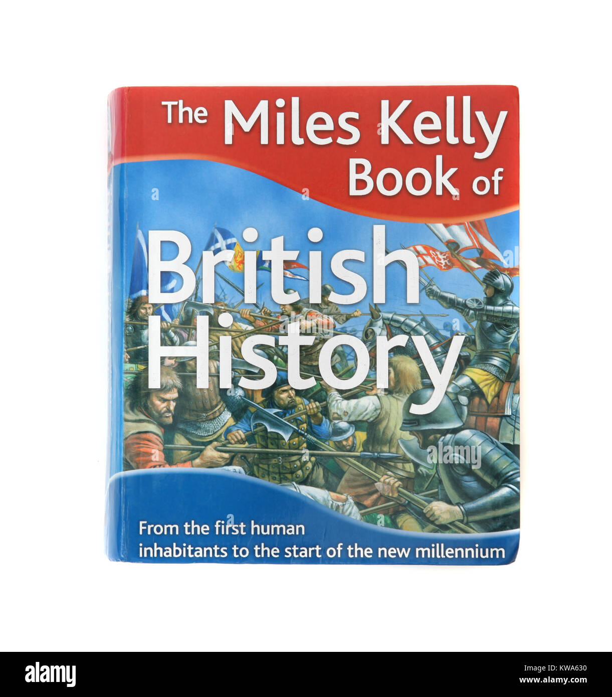 The Miles Kelly book of British History - Stock Image