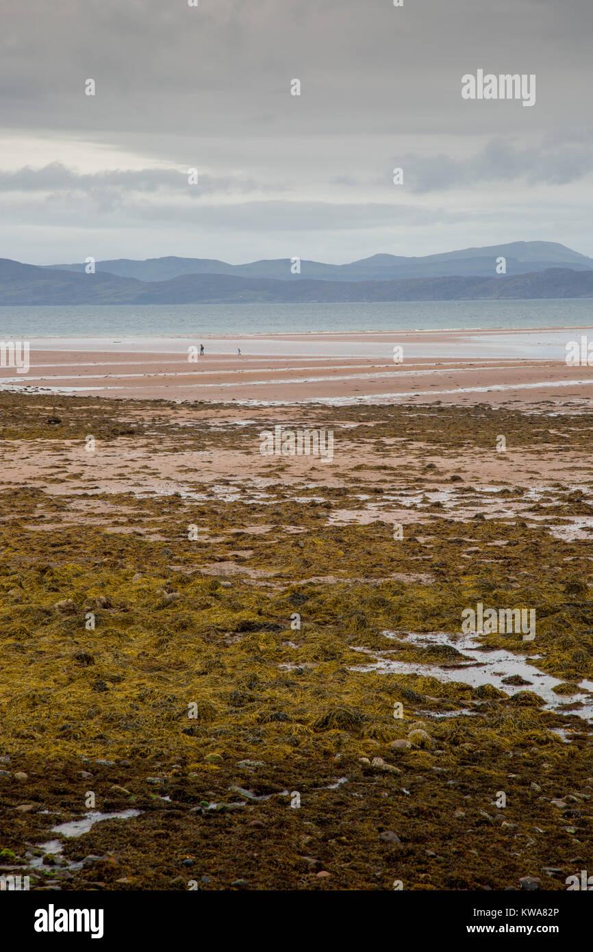 Applecross Bay, Wester Ross, Scottish Highlands, Autumn 2017 - Stock Image