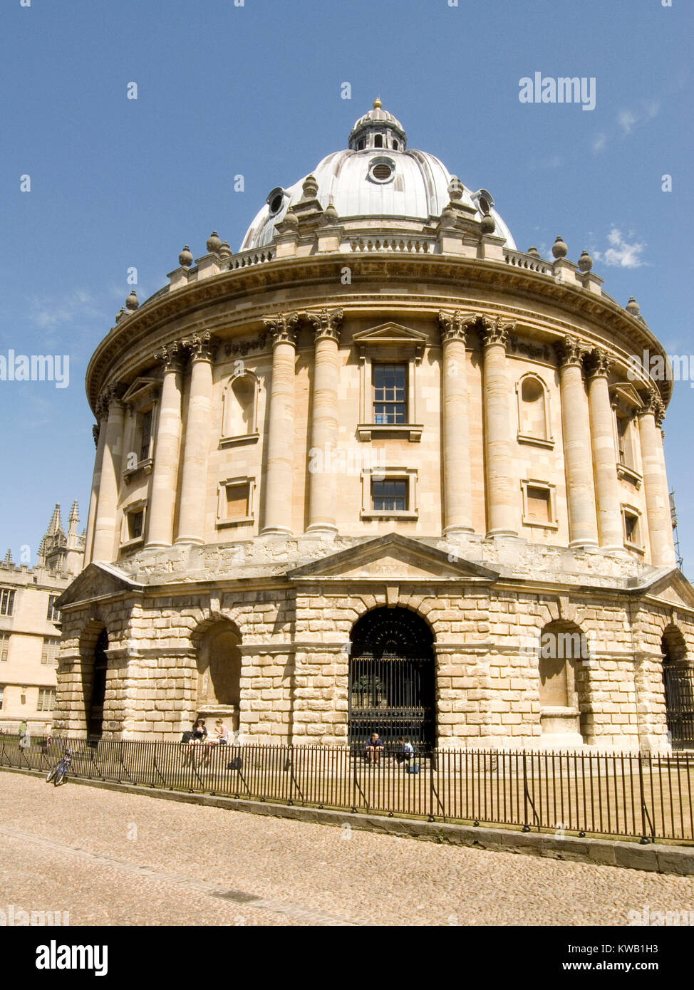 Radcliffe Camera - Stock Image