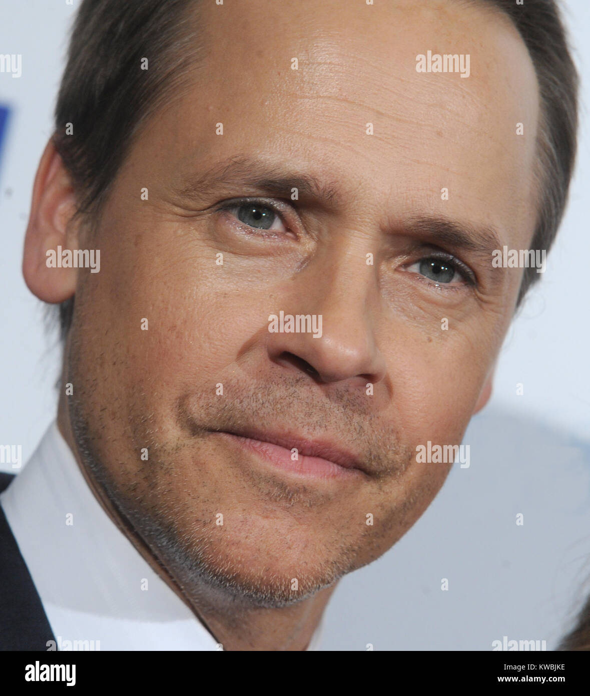 NEW YORK, NY - DECEMBER 16:  Chad Lowe attends the 2014 RFK Ripple Of Hope Gala at New York Hilton on December 16, - Stock Image