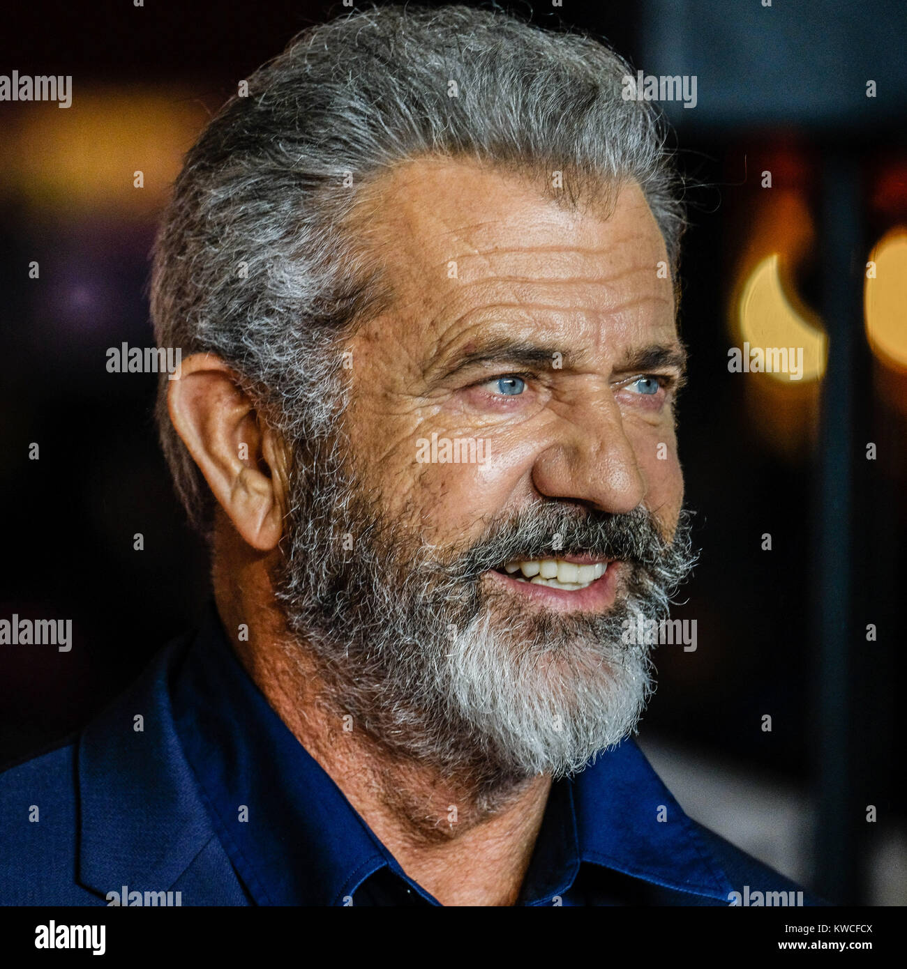 Mel Gibson attends the UK Premiere of Daddy s Home 2 at VUE West End on  Thursday November 16 0bfc49c45d