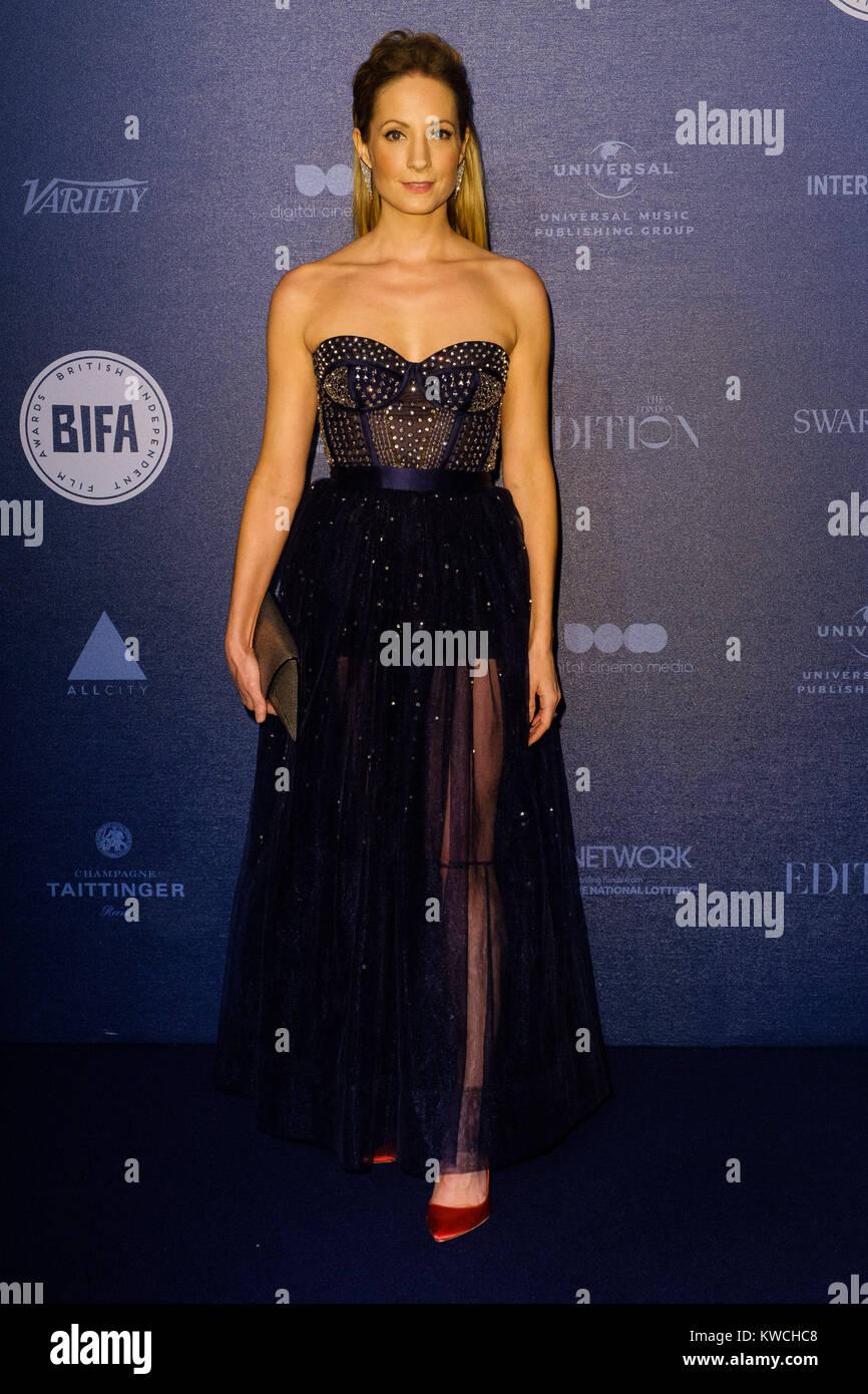 Joanne Froggatt at British Independent Film Awards on Sunday 10 December 2017 held at Old Billingsgate Market, London. - Stock Image