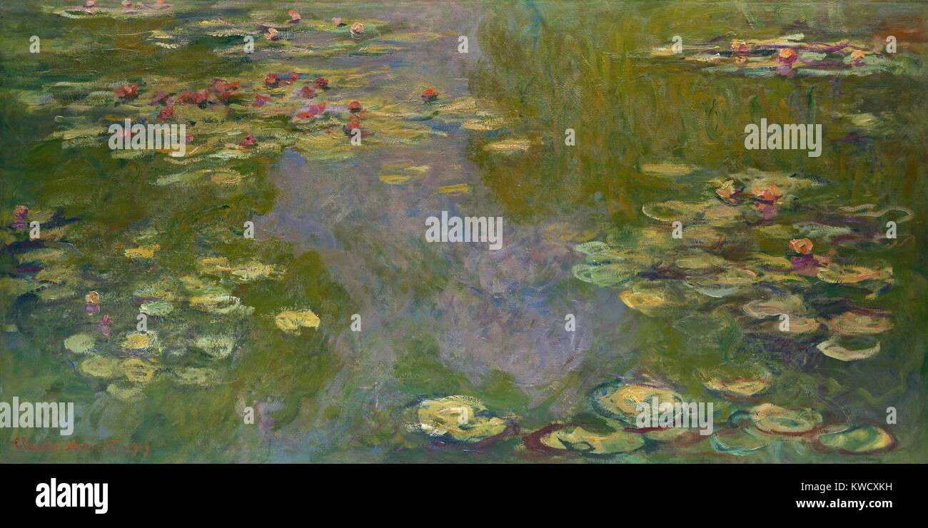 Claude Monet: Late Work