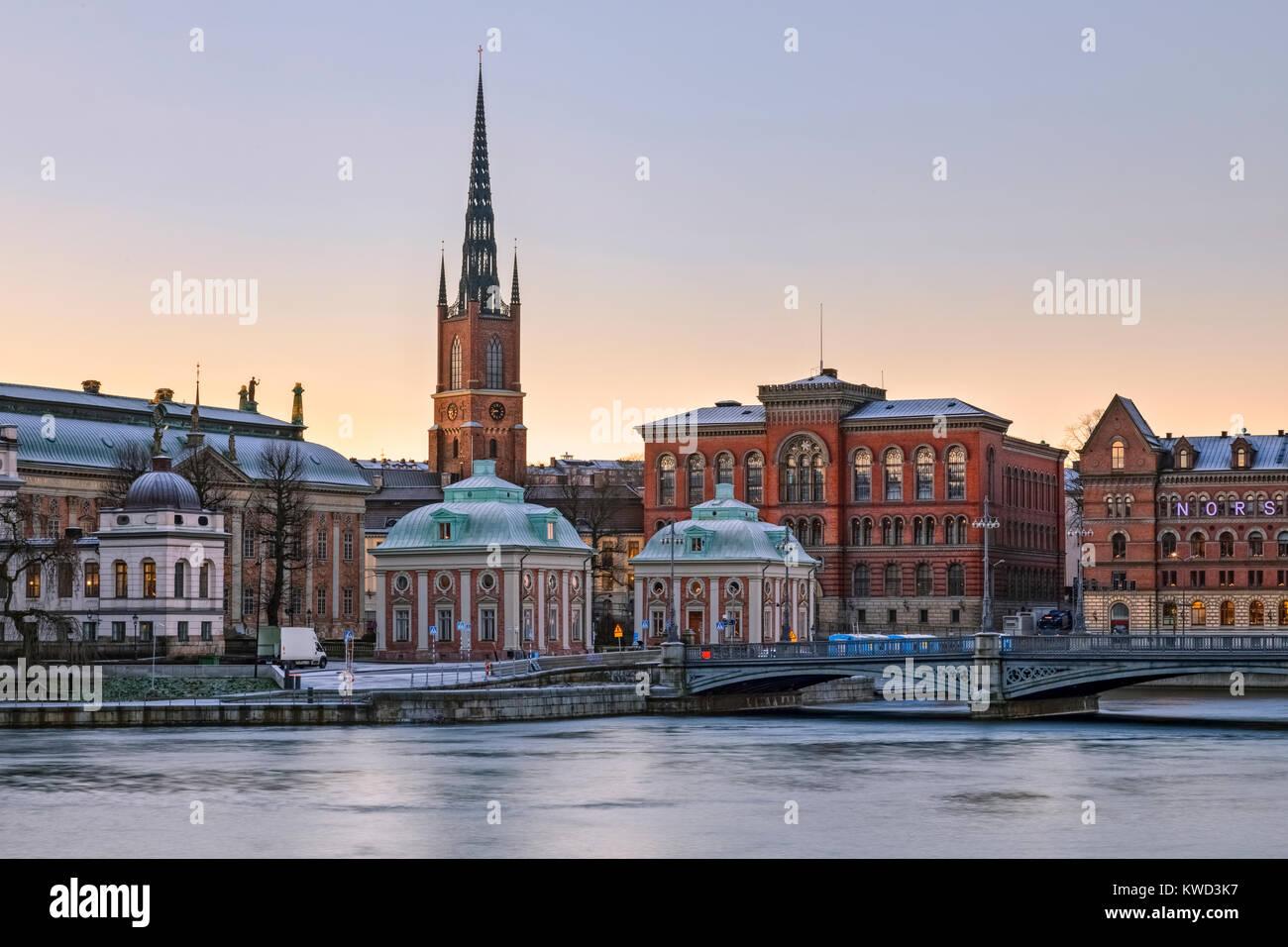 Gamla Stan, Stockholm, Sweden, Europe - Stock Image