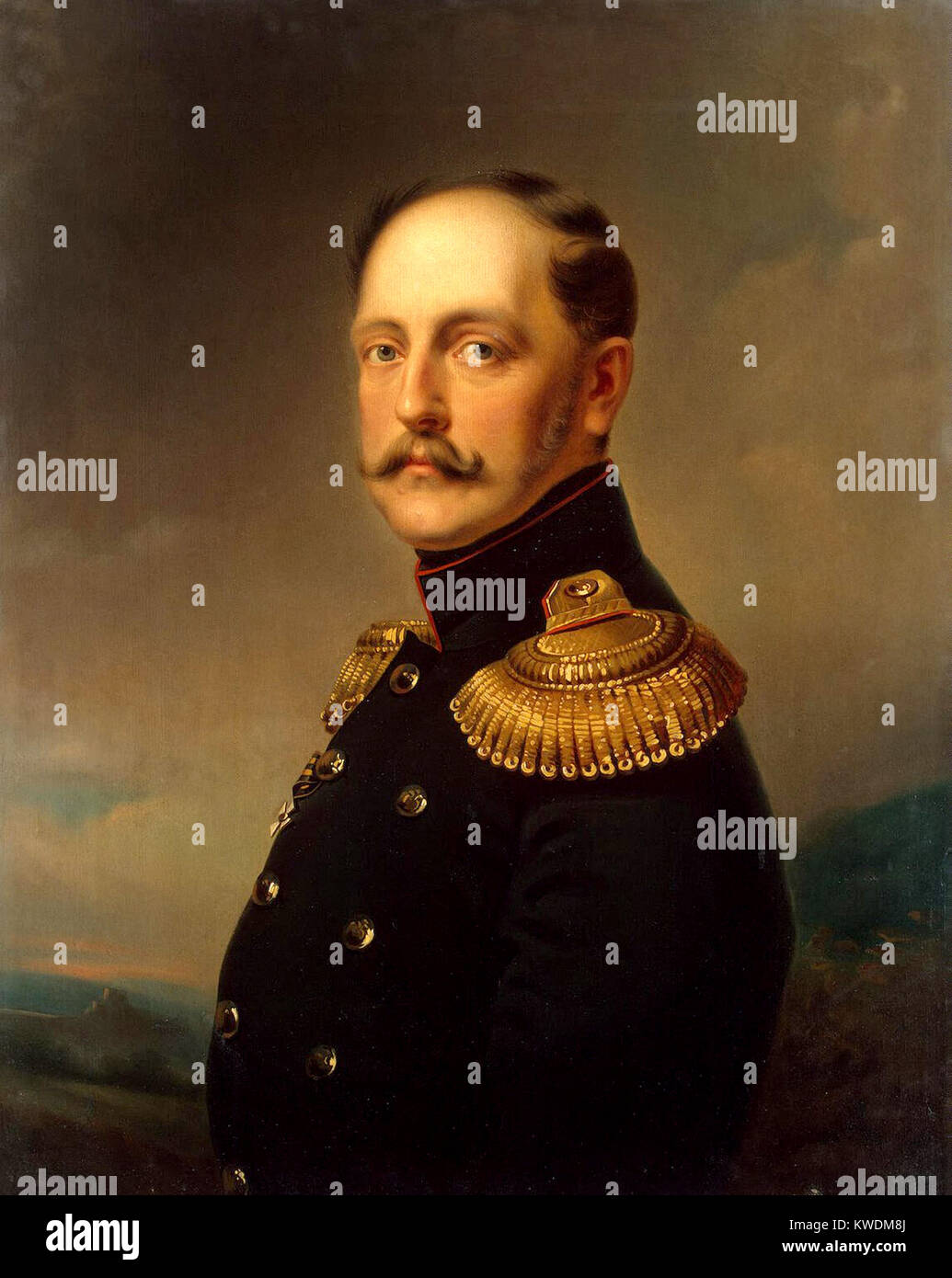 Nicholas I Of Russia Stock Photos and Images