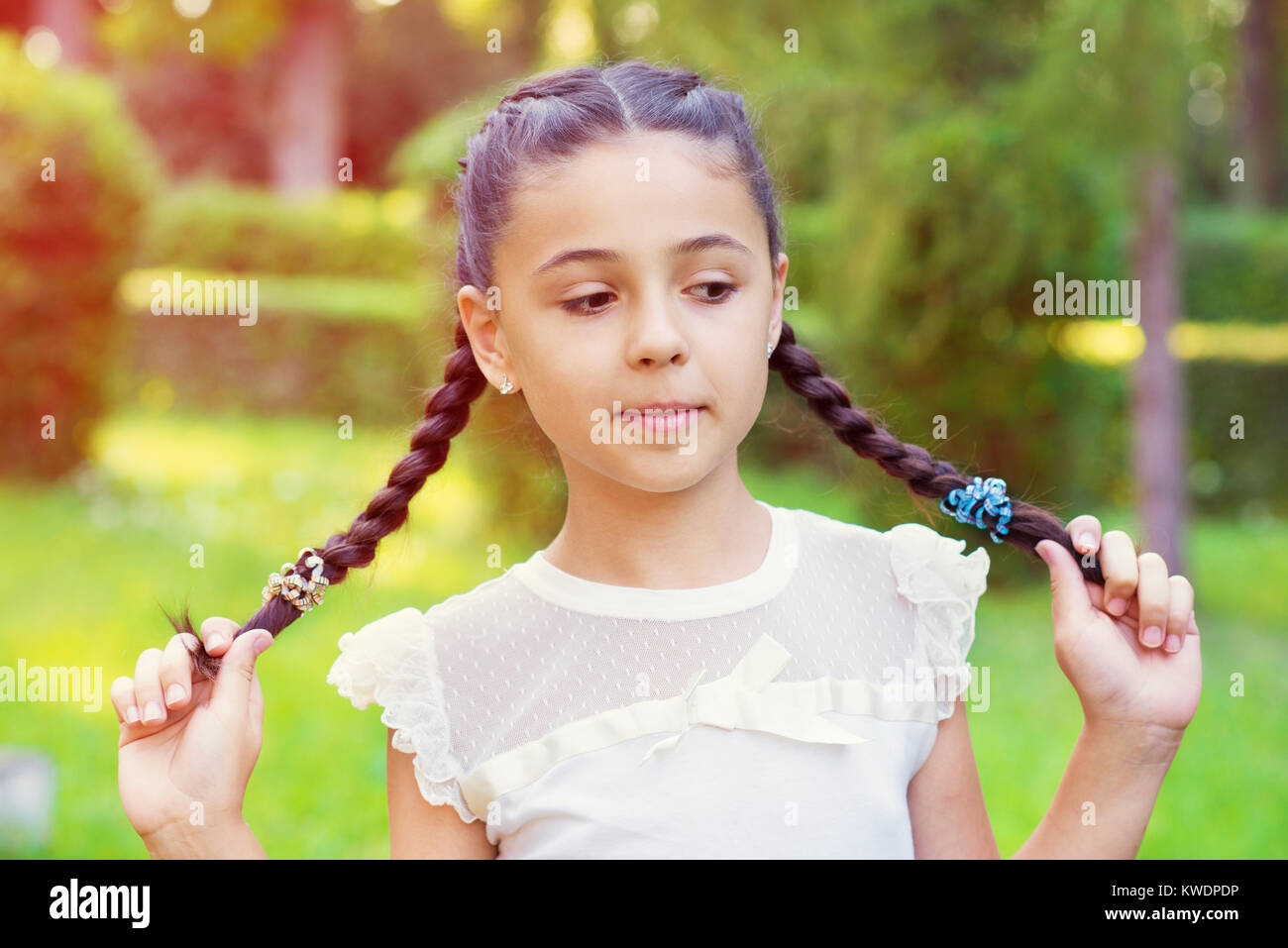 Interesting phrase Cute teen pigtails captions think
