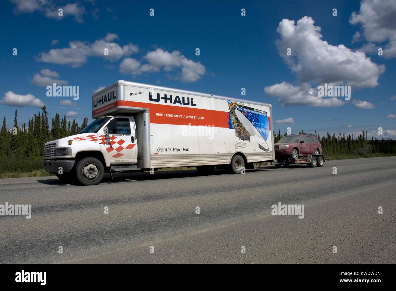 Uhaul Stock Photos Amp Uhaul Stock Images Alamy