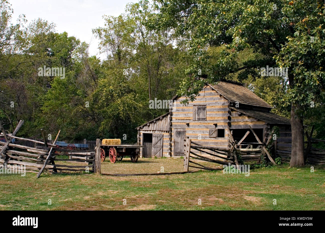 Pioneer Village Salem High Resolution Stock Photography And Images Alamy