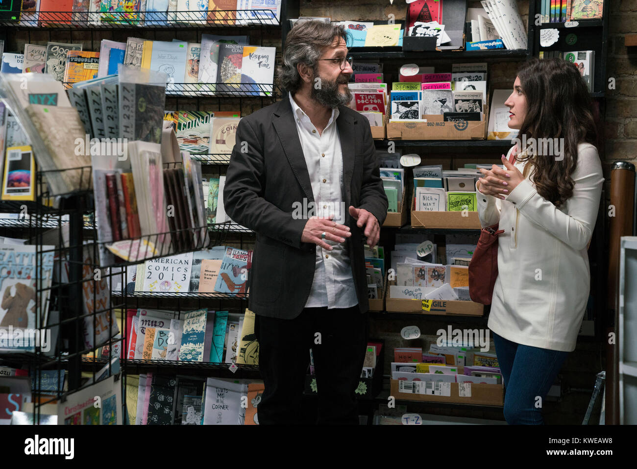 EASY, Marc Maron, Kate Berlant in 'Conjugality', (Season 2, episode