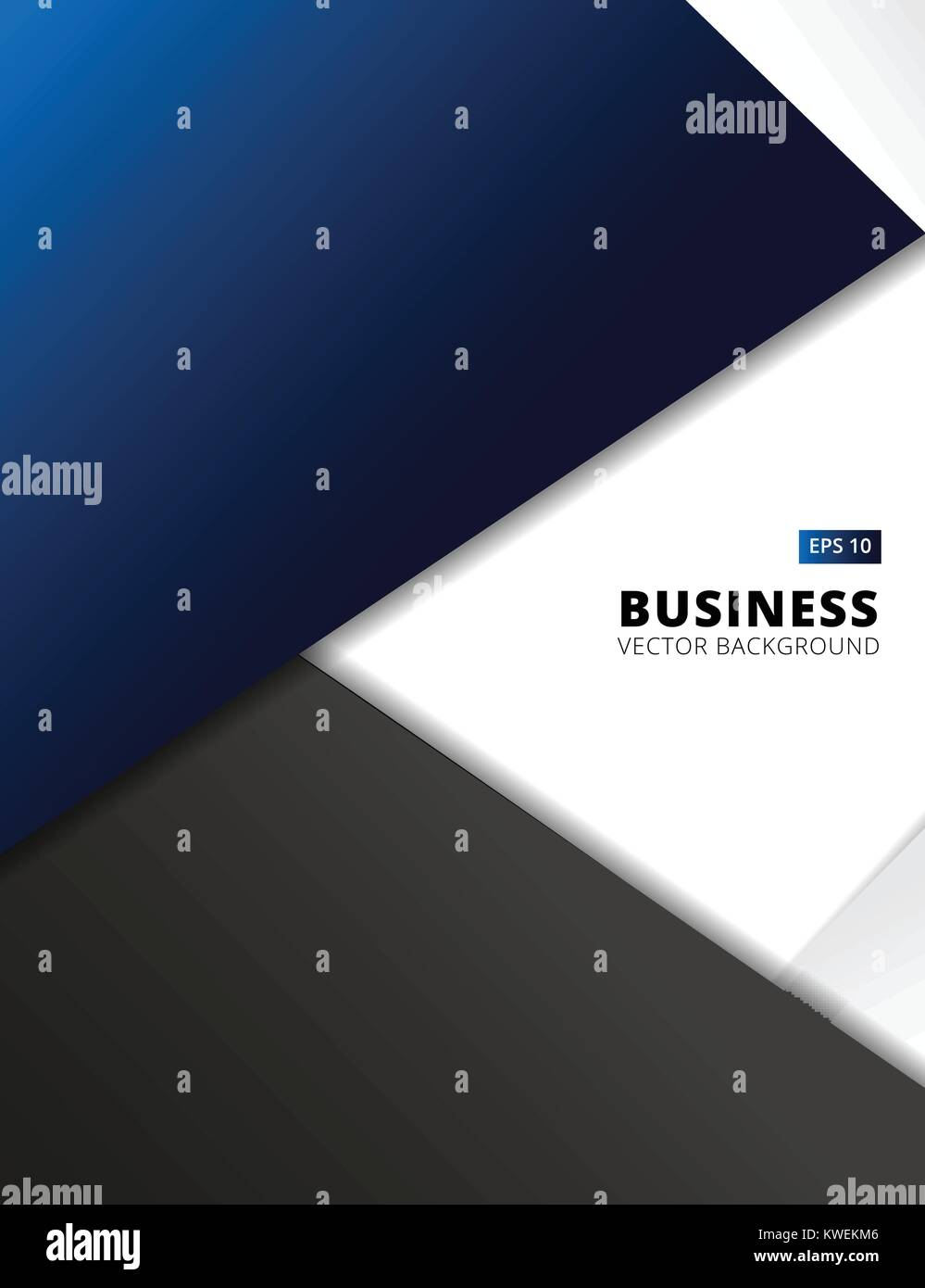professional business flyer template or corporate banner design in
