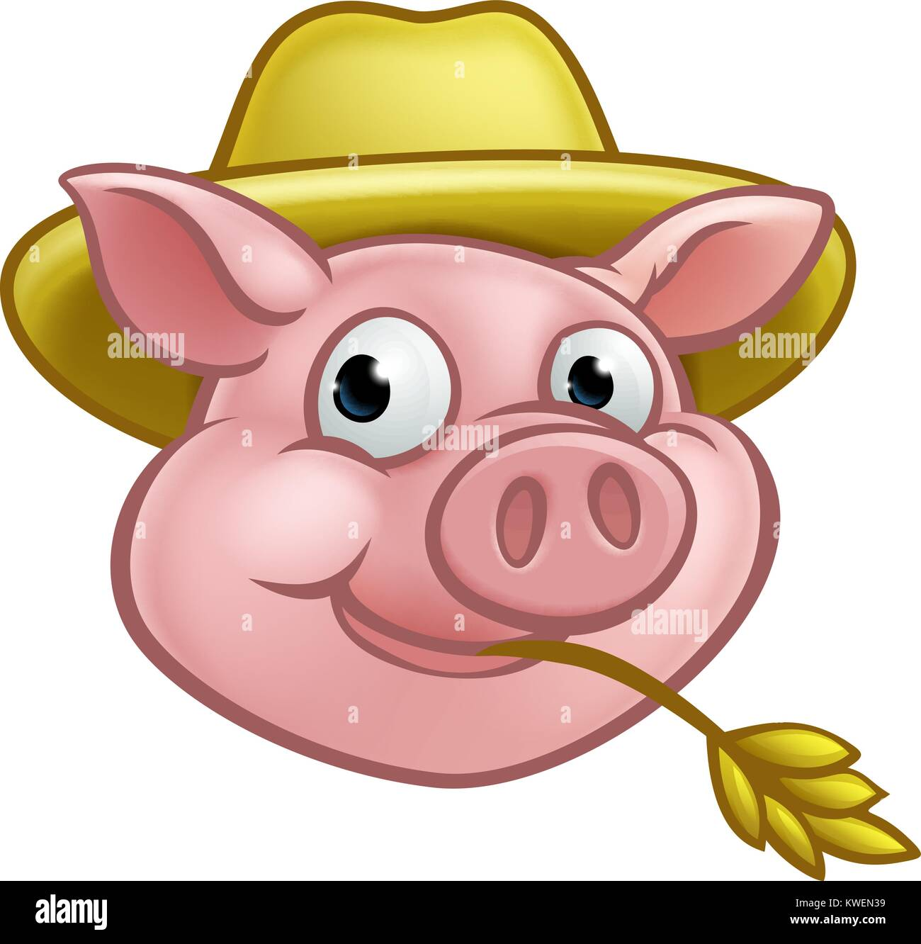 The 3 Little Pig Stock Vector Images - Alamy