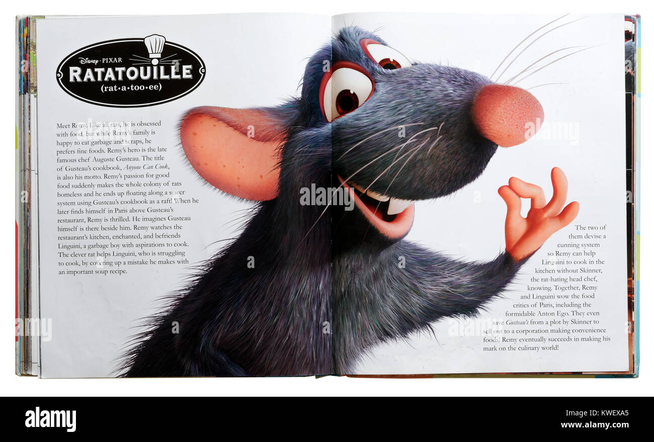 Remy The Rat High Resolution Stock Photography And Images Alamy