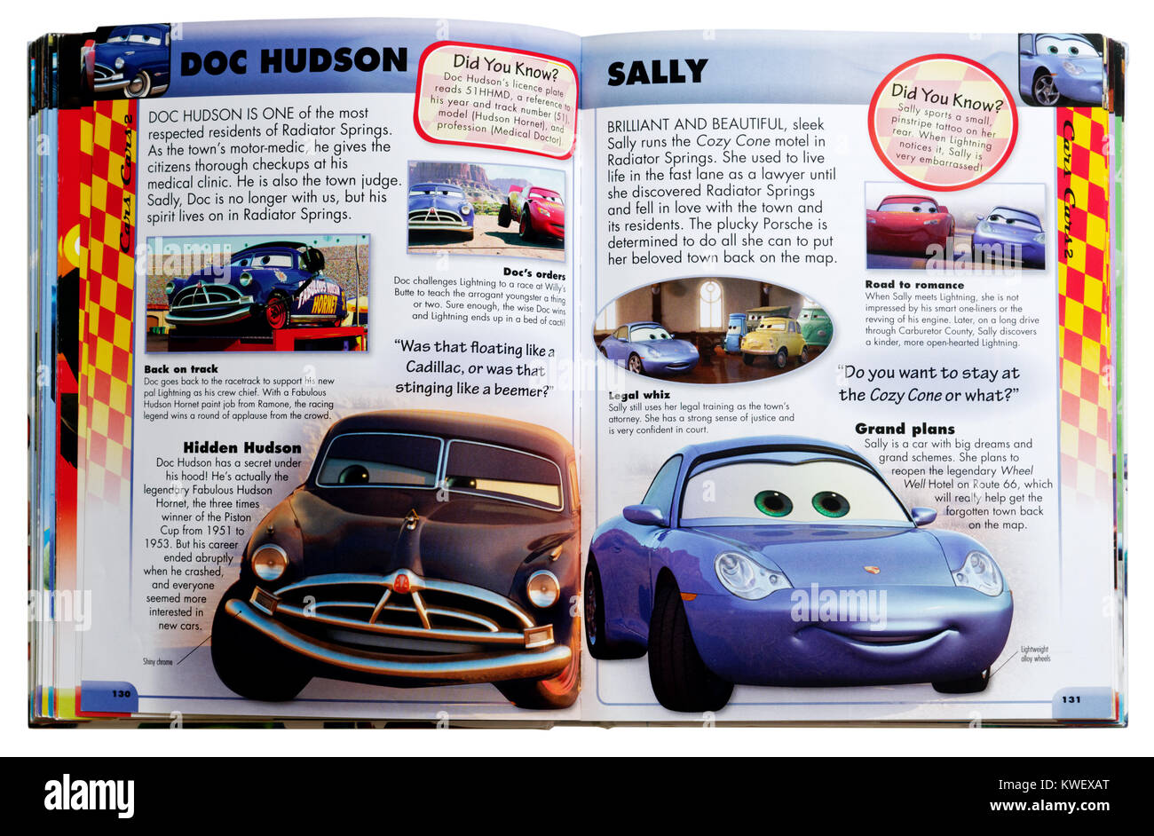 Disney Pixar Cars High Resolution Stock Photography And Images Alamy