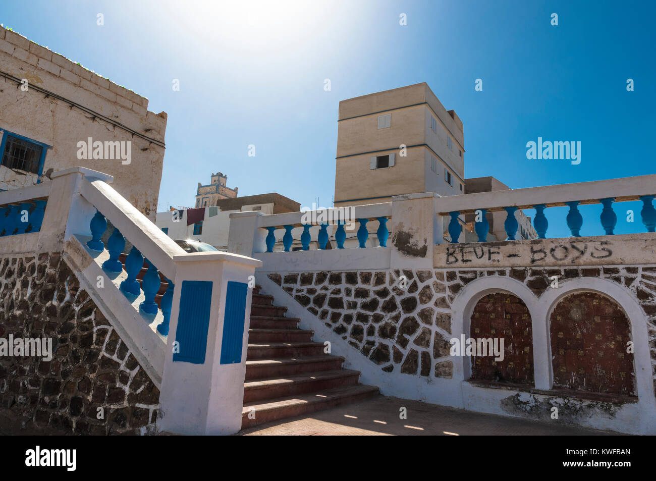 southern moroccan architecture stock photos southern moroccan