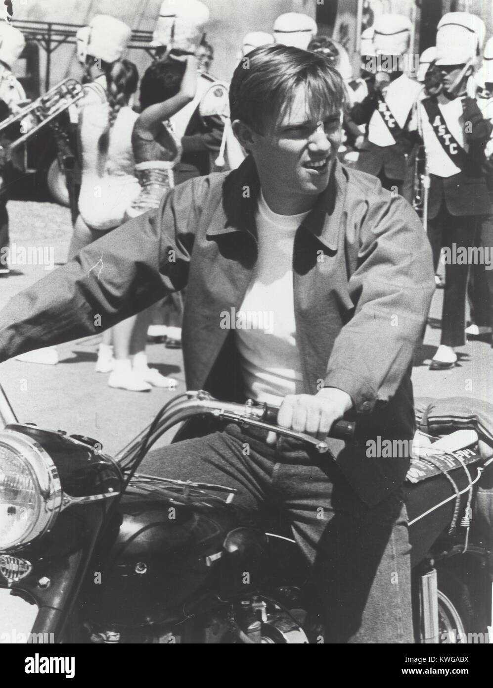 1978 - RICHARD THOMAS The Day James Dean Died aka September