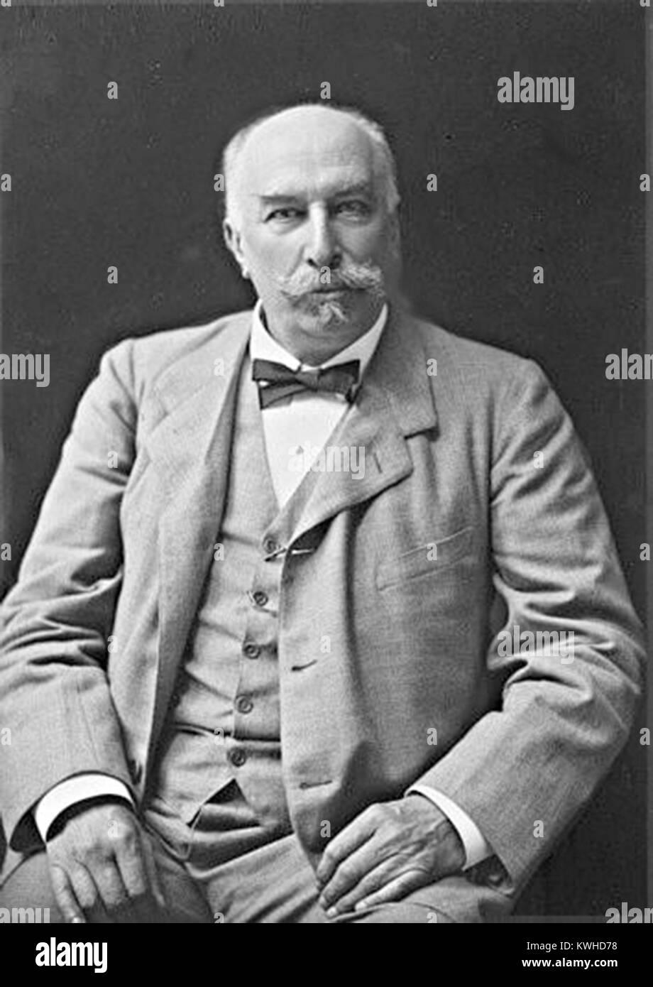 Giovanni Giolitti, Prime Minister of Italy - Stock Image