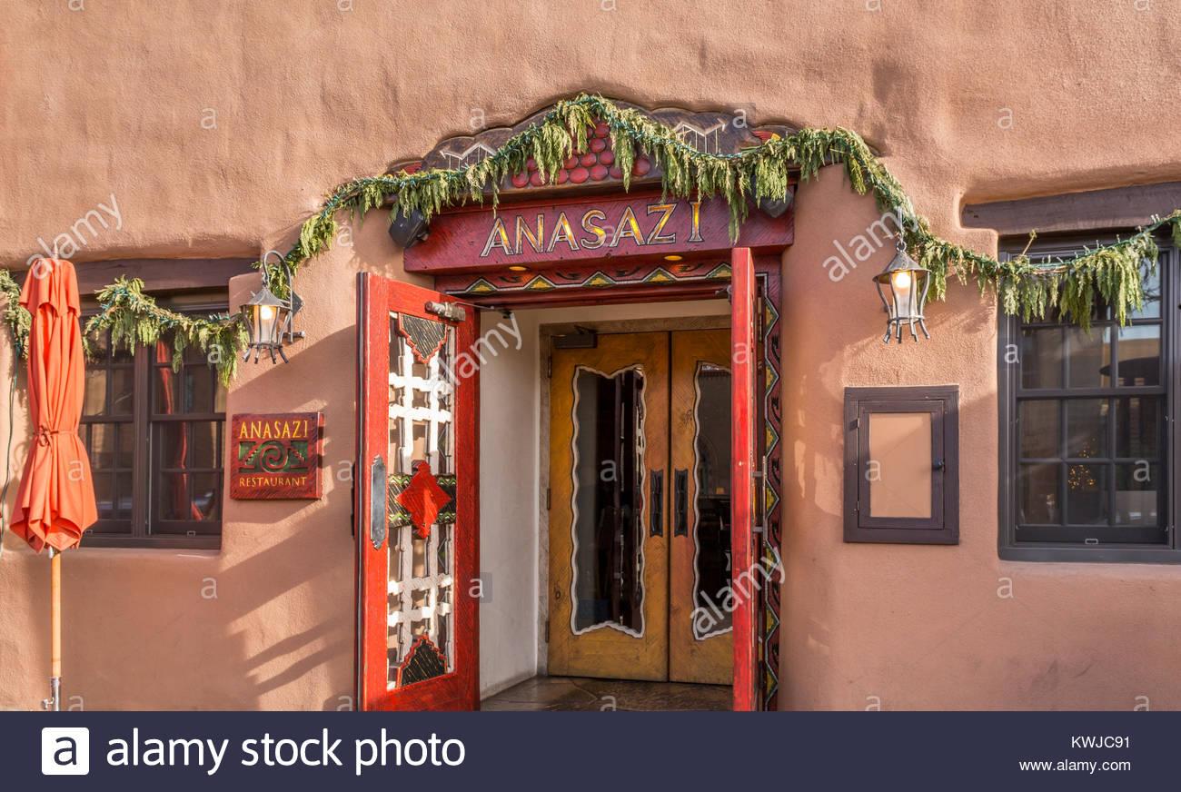 Inn Of The Anasazi Restaurant