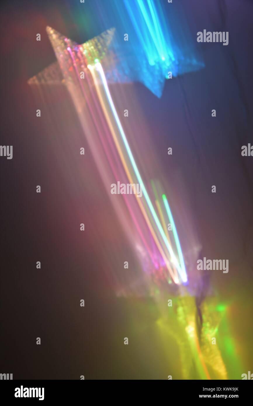 Neon Lights - Stock Image