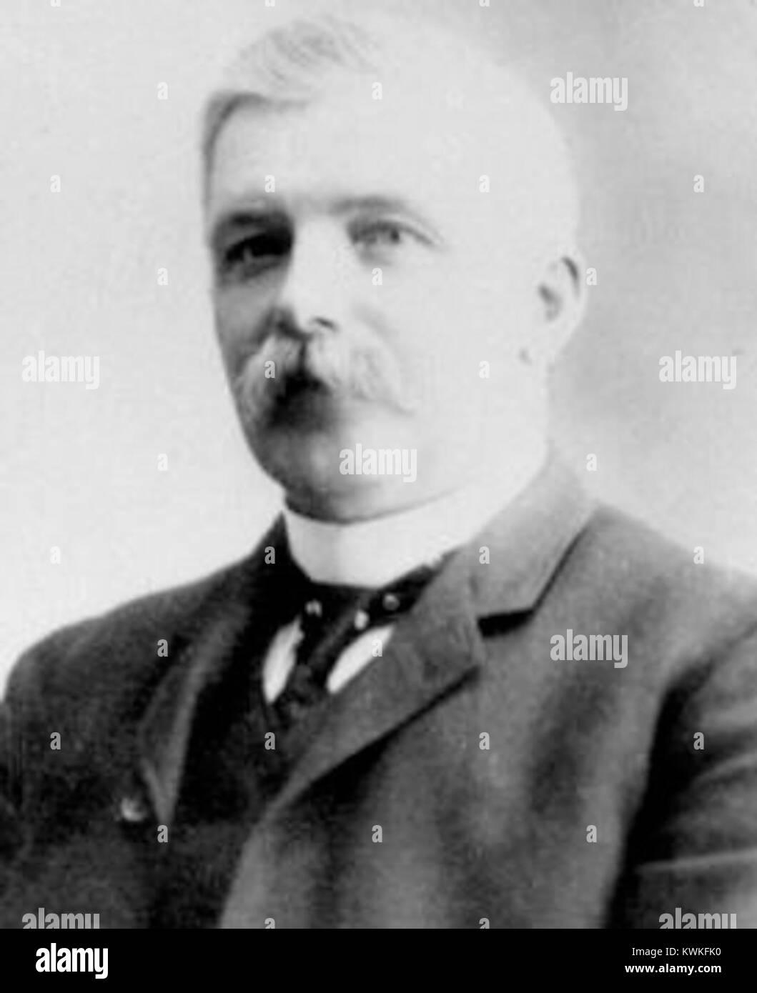 Joseph Henri Picard - Stock Image