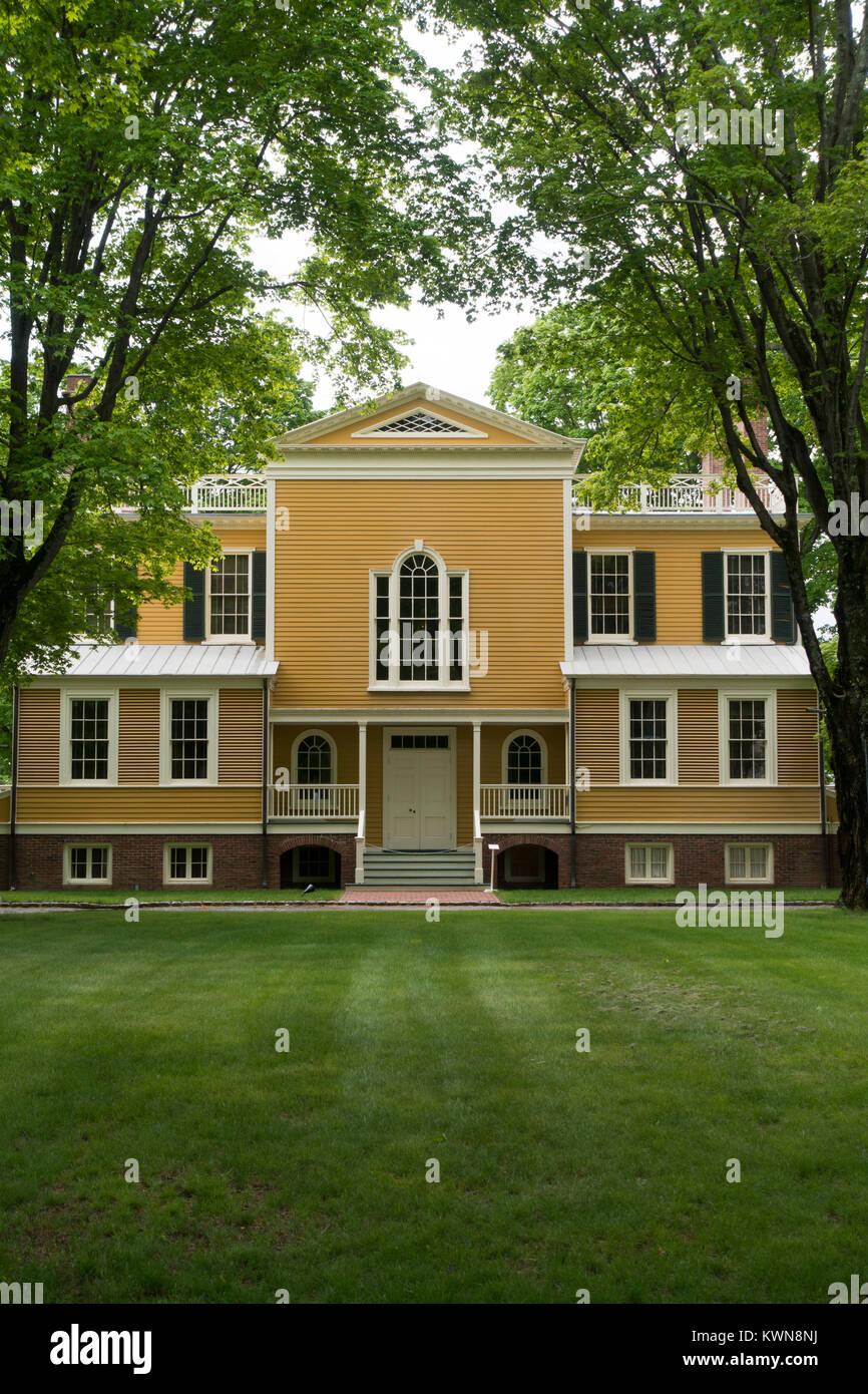 Boscobel house and gardens Garrison NY Stock Photo: 170727582 - Alamy