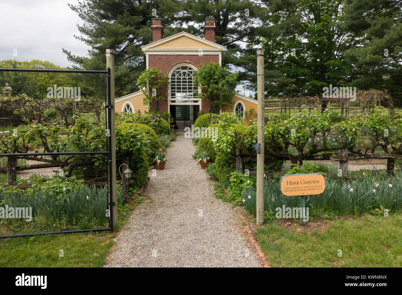 Boscobel house and gardens Garrison NY Stock Photo: 170727590 - Alamy