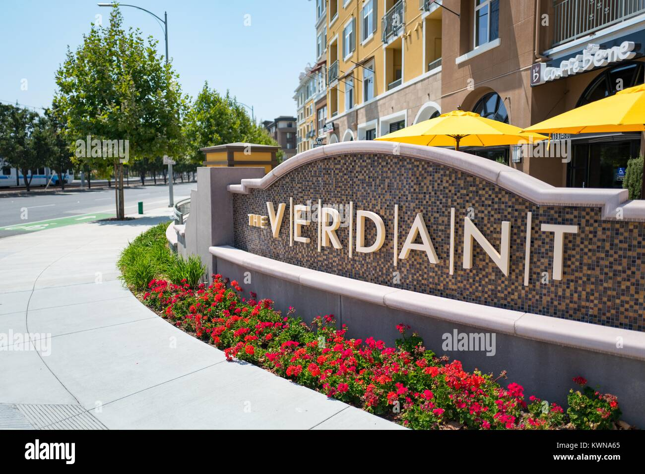 Verdant Apartments Stock Photos Verdant Apartments Stock Images