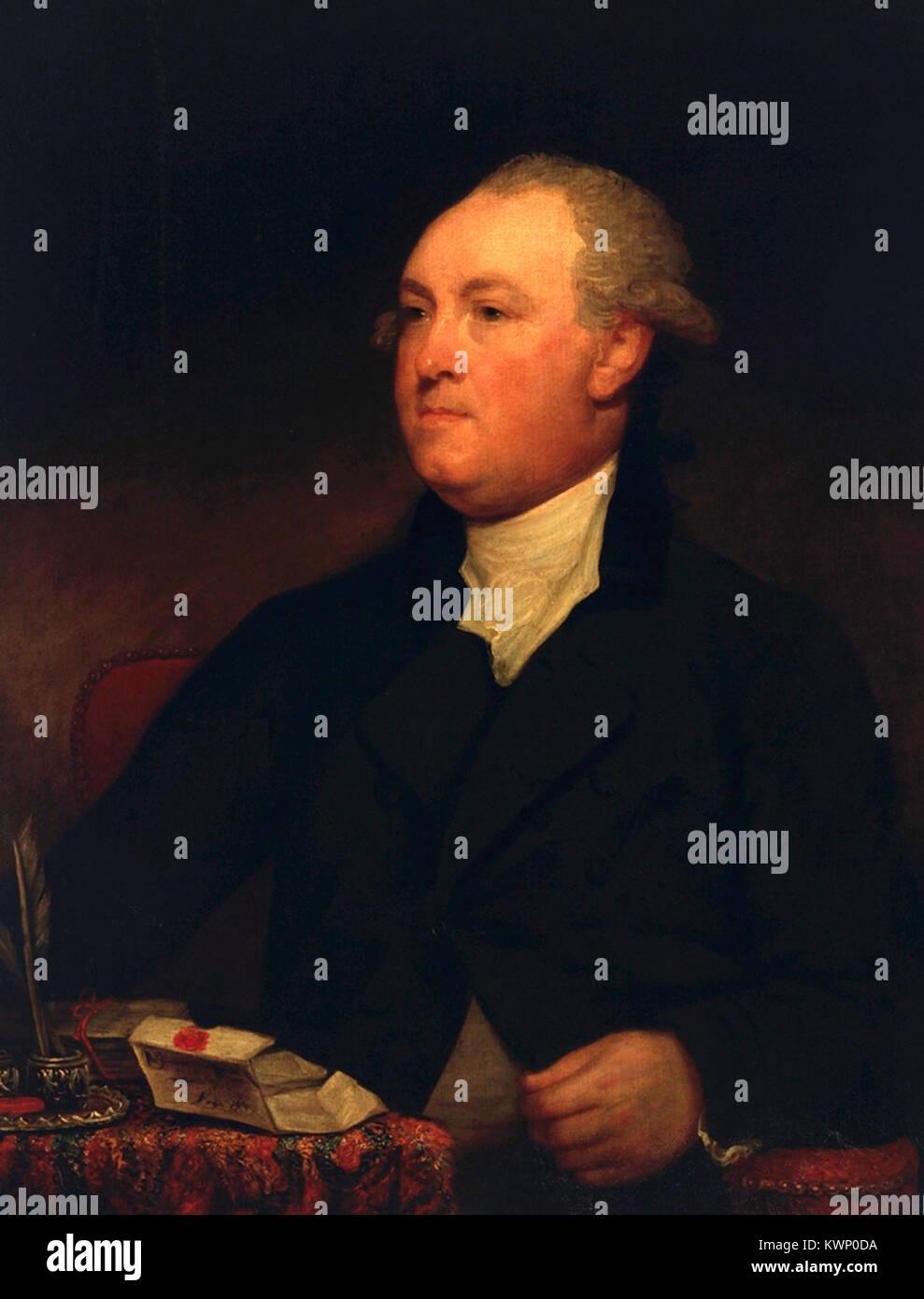 Thomas Townshend, 1st Viscount Sydney, British politician, Baron Sydney. The cities of Sydney in Nova Scotia, Canada, - Stock Image