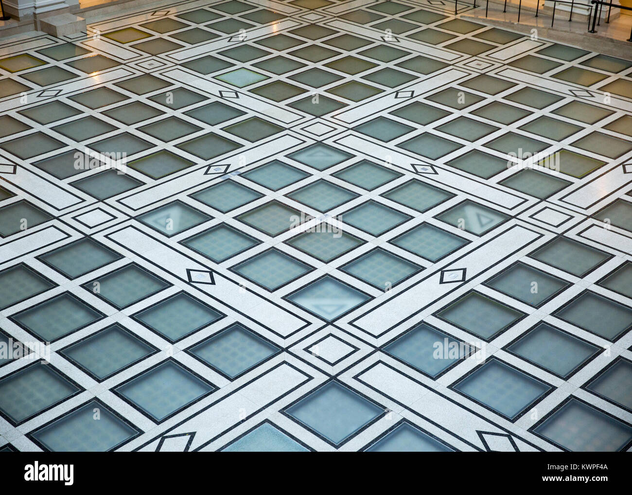 Geometric Floor Tiles Stock Photos & Geometric Floor Tiles Stock ...