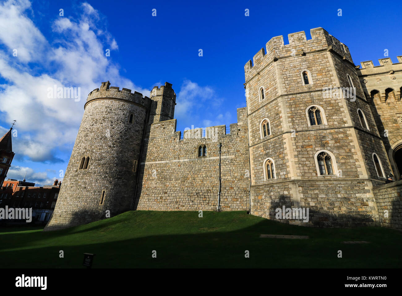 Windsor Berkshire.5th January 2018. A proposal by Windsor council leader Simon Dudley who has been widely criticised - Stock Image